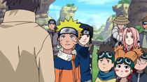 Naruto - Episode 26 - Special Report: Live from the Forest of Death!