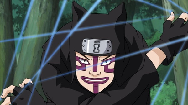 Naruto - Ep. 218 - The Sealed Sand Water Tiger's Counterattack