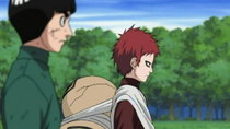 Naruto - Episode 126 - Showdown of the Strongest! Gaara vs. Kimimaro!!
