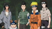 Naruto - Episode 113 - Full Throttle Power! Choji, Ablaze!