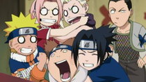 Naruto - Episode 101 - Gotta See! Gotta Know! Kakashi Sensei's True Face!