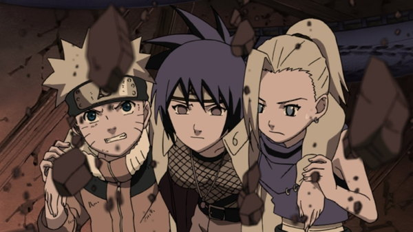 Naruto - Ep. 171 - Sneaking: The Planned Trap