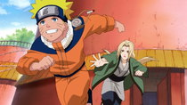 Naruto - Episode 158 - Everyone Come with Me! The Survival Scheme of Sweat and Tears