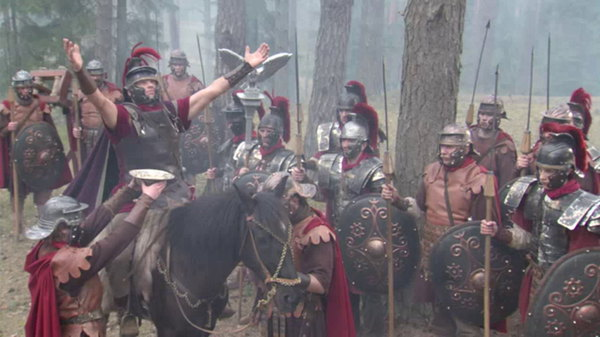 Rome: Rise and Fall of an Empire The Last Emperor (TV