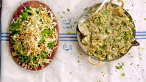 Jamie's 15-Minute Meals - Episode 5 - Fish Baps and Mushroom Farfalle