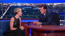 The Late Show with Stephen Colbert - Episode 2 - Scarlett Johansson, Elon Musk, Kendrick Lamar
