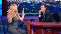 The Late Show with Stephen Colbert - Episode 4 - Amy Schumer, Stephen King, Troubled Waters (Paul Simon)