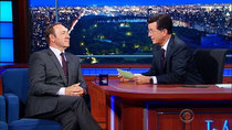 The Late Show with Stephen Colbert - Episode 7 - Kevin Spacey, Carol Burnett, Abbi Jacobson,  Ilana Glazer, Willie...