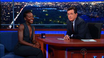 The Late Show with Stephen Colbert - Episode 9 - Lupita Nyong'o, Bernie Sanders, An American in Paris (Christopher...