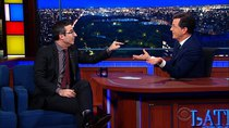 The Late Show with Stephen Colbert - Episode 17 - John Oliver, Evan Spiegel, Bill Withers, Ed Sheeran