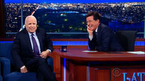 The Late Show with Stephen Colbert - Episode 20 - John McCain, Yo-Yo Ma, Misty Copeland