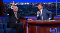 The Late Show with Stephen Colbert - Episode 21 - Bill Clinton, Billy Eichner, Florence & the Machine