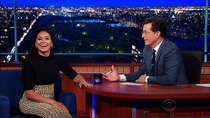 The Late Show with Stephen Colbert - Episode 22 - Gina Rodriguez, Ben Bernanke, Tame Impala