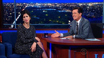 The Late Show with Stephen Colbert - Episode 26 - Sarah Silverman, Elijah Wood, Symphony of the Goddesses