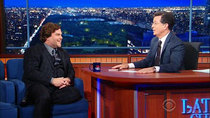 The Late Show with Stephen Colbert - Episode 27 - Jack Black, Nick Woodman, Michelle Dorrance