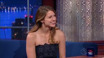 The Late Show with Stephen Colbert - Episode 30 - Sienna Miller, Melissa Benoist, Chance the Rapper