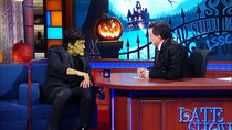 The Late Show with Stephen Colbert - Episode 34 - Charlie Rose, Stacy Schiff, Ghost