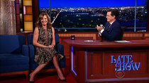 The Late Show with Stephen Colbert - Episode 35 - Allison Janney, Colin Quinn, Margaret Cho
