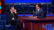 The Late Show with Stephen Colbert - Episode 38 - Bryan Cranston, Shamir