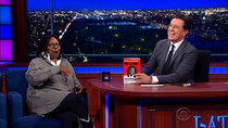 The Late Show with Stephen Colbert - Episode 39 - Whoopi Goldberg, John Kasich, Glen Hansard