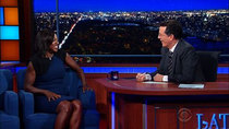 The Late Show with Stephen Colbert - Episode 42 - Viola Davis, Brian Greene, George Ezra