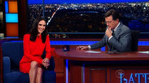 The Late Show with Stephen Colbert - Episode 43 - Jennifer Connelly, Judd Apatow, The Internet