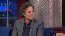 The Late Show with Stephen Colbert - Episode 44 - Mark Ruffalo, John Cleese, Michael Flatley