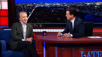 The Late Show with Stephen Colbert - Episode 45 - Bill Maher, Florent Groberg, Shepard Fairey, Acro-Cats