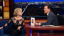 The Late Show with Stephen Colbert - Episode 48 - Jane Fonda, Andrew Lloyd Webber