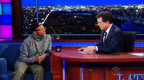 The Late Show with Stephen Colbert - Episode 51 - Spike Lee, Andy Cohen, Carly Simon