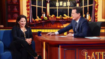 The Late Show with Stephen Colbert - Episode 52 - Gloria Estefan, Eric Greitens, Jake Wood, Daniel Boulud