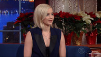 The Late Show with Stephen Colbert - Episode 58 - Jennifer Lawrence, Doris Kearns Goodwin, Sleater-Kinney