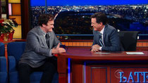 The Late Show with Stephen Colbert - Episode 59 - Quentin Tarantino, Jonathan Groff, Squeeze