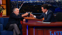 The Late Show with Stephen Colbert - Episode 60 - Robert De Niro, Daniel Gilbert, Henry Rollins