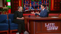 The Late Show with Stephen Colbert - Episode 62 - Mandy Patinkin, Kayvon Beykpour, Leon Bridges