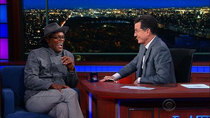The Late Show with Stephen Colbert - Episode 63 - Samuel L. Jackson, Olivia Hallisey