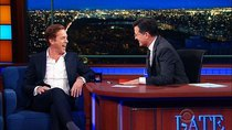 The Late Show with Stephen Colbert - Episode 66 - Damian Lewis, America Ferrera, FloydLittle's Double Dutch team