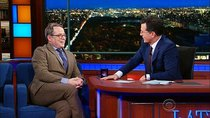 The Late Show with Stephen Colbert - Episode 67 - Matthew Broderick, Sarah Parcak, Kacey Musgraves