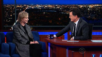 The Late Show with Stephen Colbert - Episode 68 - Jane Lynch, Sec. Julian Castro, EL VY