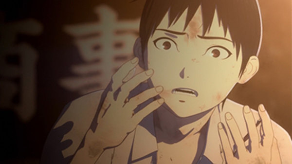 Ajin - Ep. 1 - A Topic That Has Nothing to Do with Us