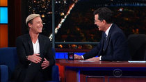 The Late Show with Stephen Colbert - Episode 72 - Scott Kelly, Abby Wambach, Maria Bamford