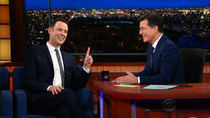 The Late Show with Stephen Colbert - Episode 74 - Charlie Day, Colin Hanks, Margo Price