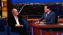 The Late Show with Stephen Colbert - Episode 75 - James Spader, Brandon Marshall, Sarah Koenig, Rev Run