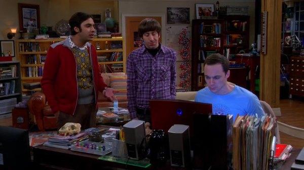 coke and popcorn big bang theory season 8
