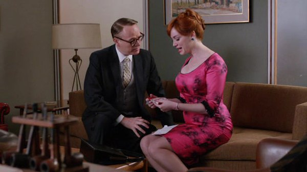 Lecture mad men