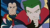 Transformers: Choujin Master Force - Episode 12 - A Strange Friendship: Cancer and Minerva