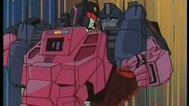 Transformers: Choujin Master Force - Episode 15 - The Heroic Birth of Super Ginrai