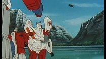 Transformers: Choujin Master Force - Episode 17 - An Enemy? The Third Godmaster, Ranger