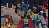 Transformers: Choujin Master Force - Episode 20 - The Cybertron Warrior, Sixknight?!