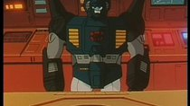 Transformers: Choujin Master Force - Episode 22 - Lightfoot Must Choose: Life or Death?